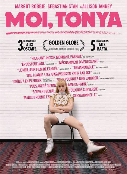 Moi, Tonya : Oscar de la meilleure actrice dans un second rôle