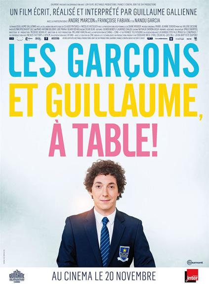 """Après """"Les Garçons et Guillaume, à table !"""", César du Meilleur Premier film en 2014..."""