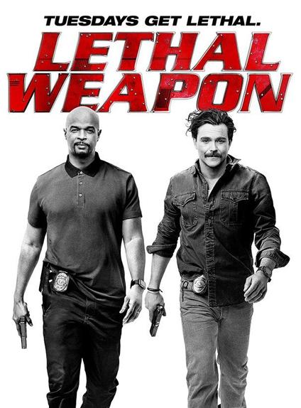 L'Arme fatal - Renouvelée pour une saison 3