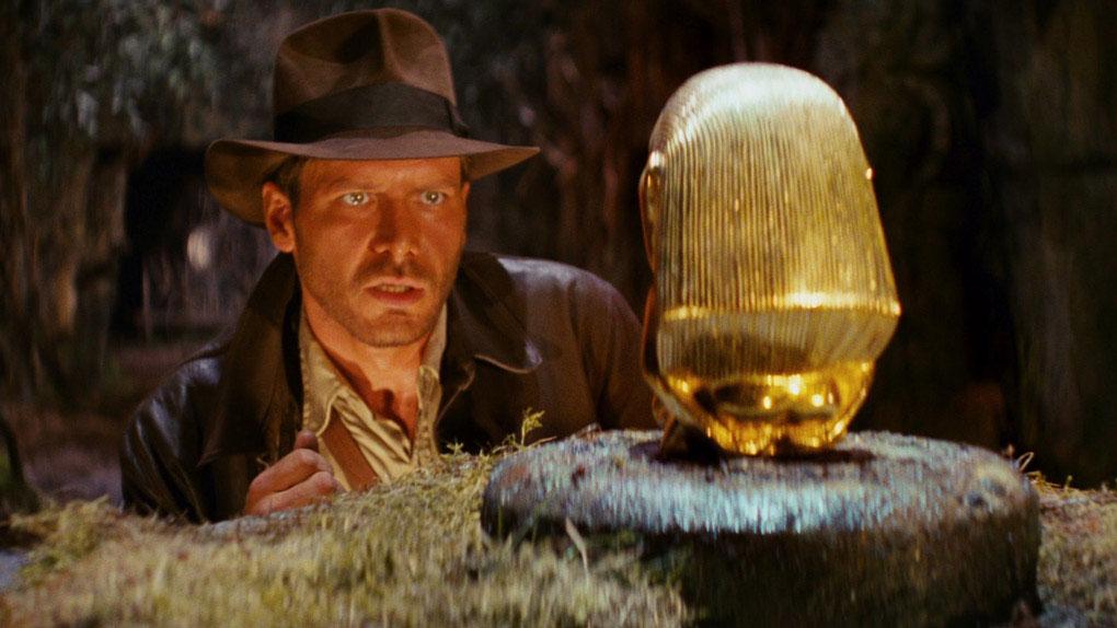 EN BONUS : Les artefacts d'Indiana Jones
