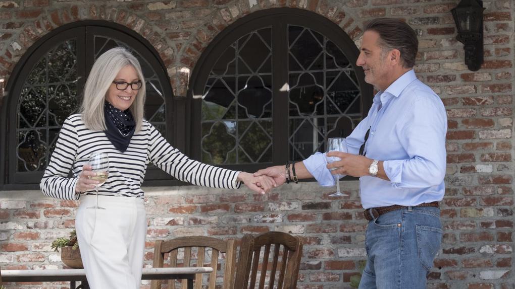 Diane Keaton et Andy Garcia