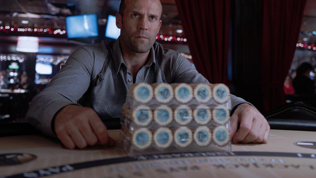 Dans quel film Jason Statham incarne un ex marine addict au jeu ? (Réponse page suivante)