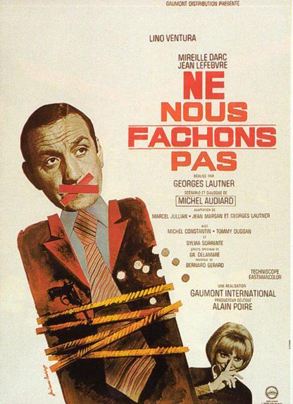 4 - Ne nous fâchons pas (1965)