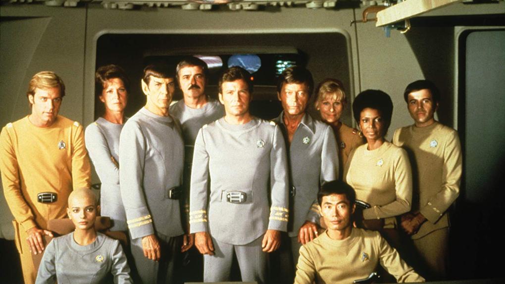 """Photo promotionnelle de """"Star Trek, le film"""""""