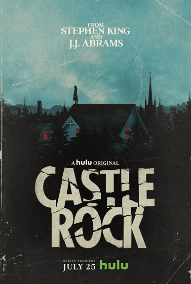 CASTLE ROCK - Renouvelée