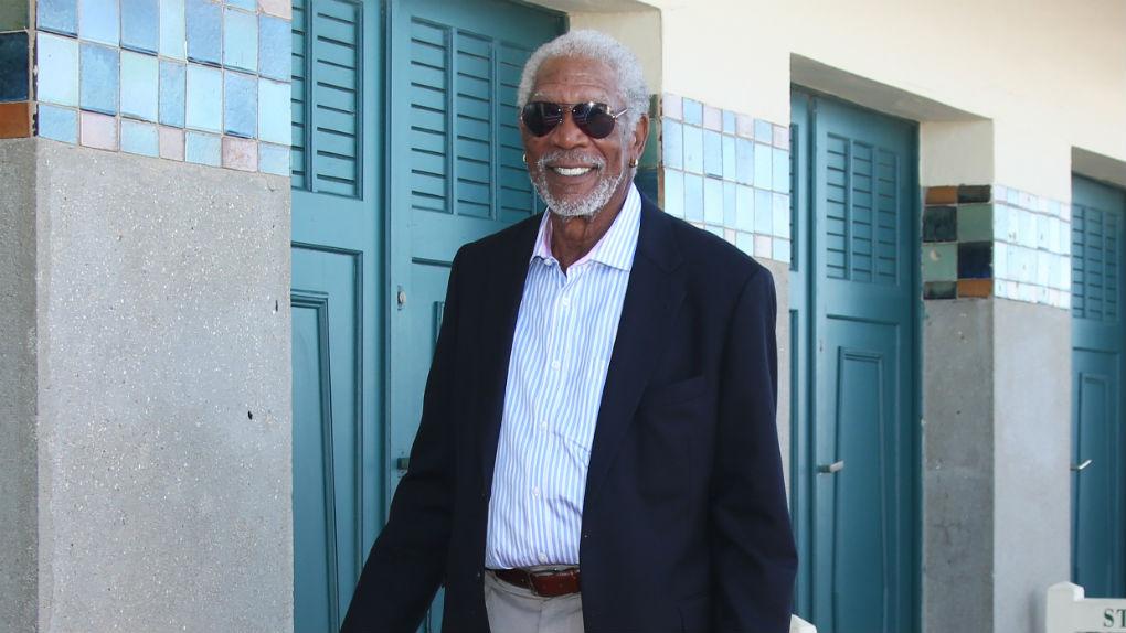 Morgan Freeman, la force tranquille