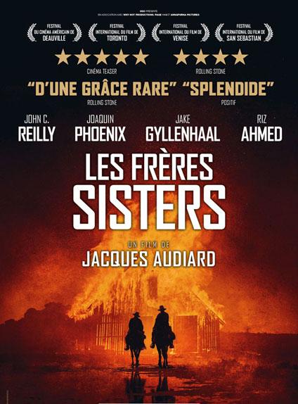 Les Frères Sisters (2018) - 4,3/5