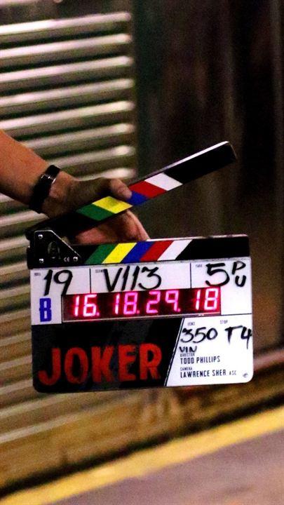 """Sur le tournage du """"Joker"""" de Todd Philipps"""