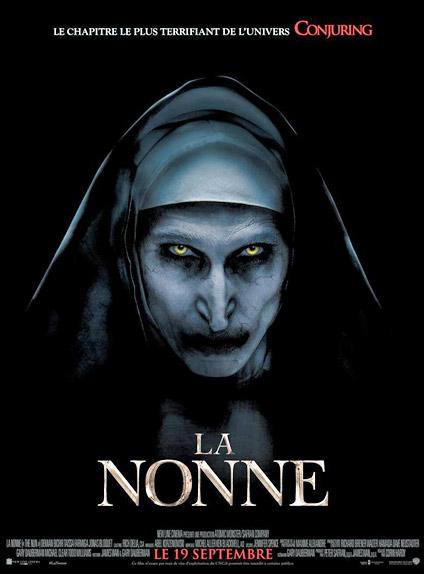N°1 - La Nonne : 321 379 entrées