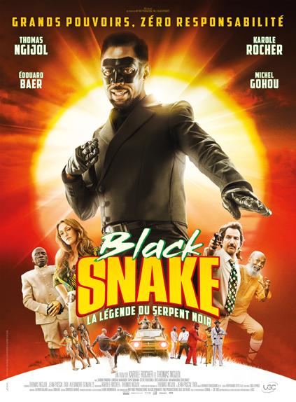 Black Snake avec Thomas Ngijol, Karole Rocher