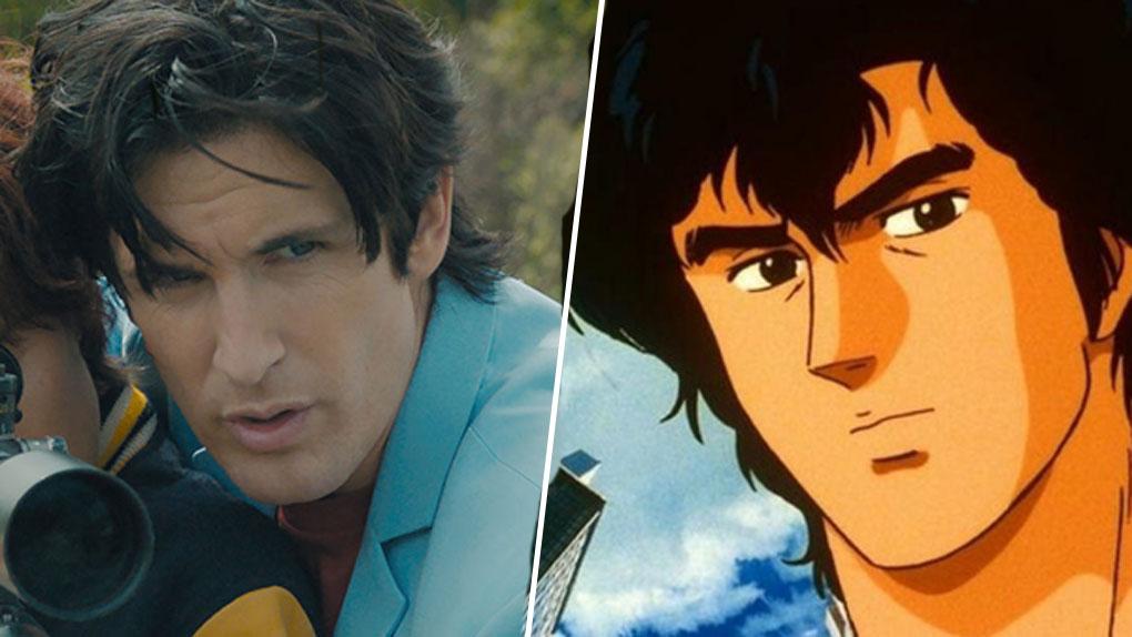 Philippe Lacheau est Nicky Larson (Ryo Saeba dans l'animé original City Hunter)