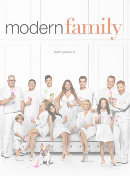 MODERN FAMILY - Renouvelée