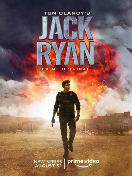 JACK RYAN - Renouvelée