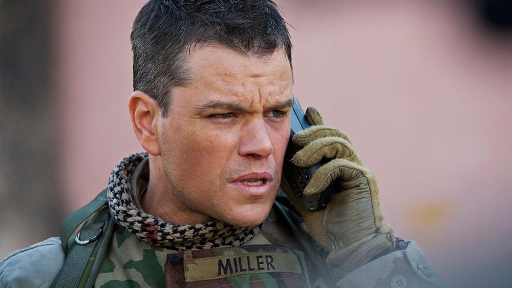 Matt Damon a été colocataire avec...