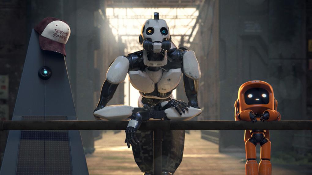 """5. """"Les Trois Robots"""" (épisode 2)"""