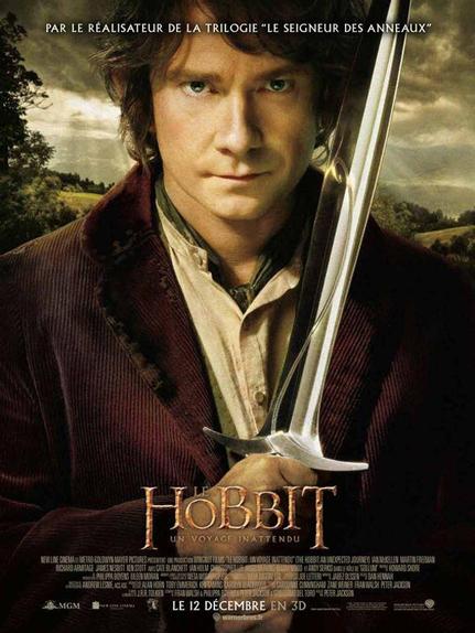 N°37 - Le Hobbit un voyage inattendu : 1,021 milliard de dollars de recettes