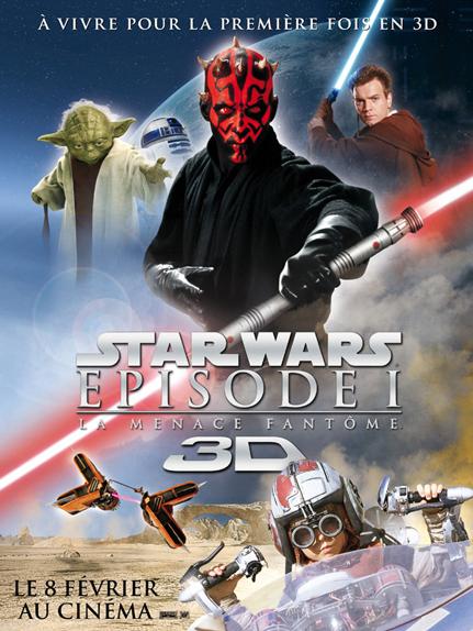 N°34 - Star Wars La Menace Fantôme : 1,027 milliard de dollars de recettes