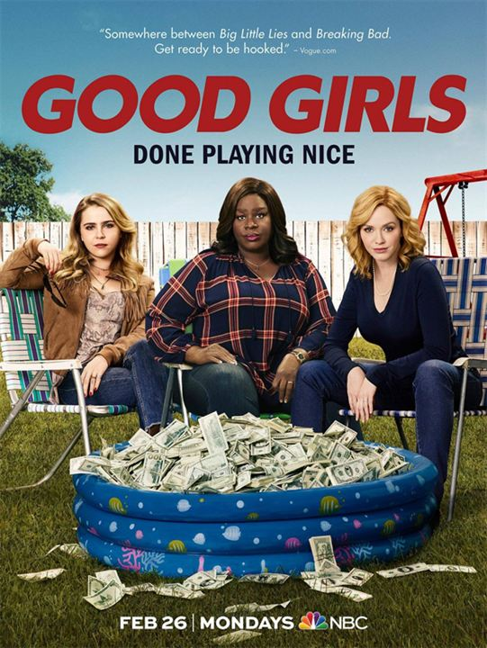 GOOD GIRLS - Renouvelée