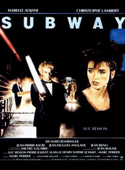 9ème : Subway - 3.09/5