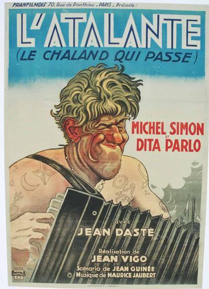 12e - L'Atalante de Jean Vigo (1934)