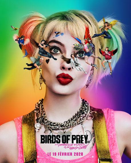 Birds of Prey et la fabuleuse histoire de Harley Quinn