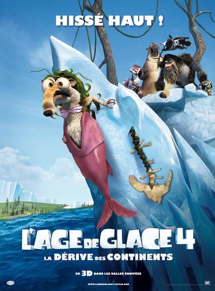 15 - L'Âge de glace : La dérive des continents (2012)