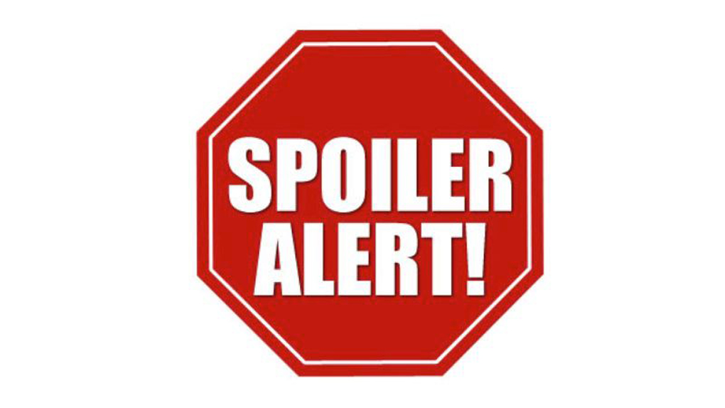 Attention, SPOILERS