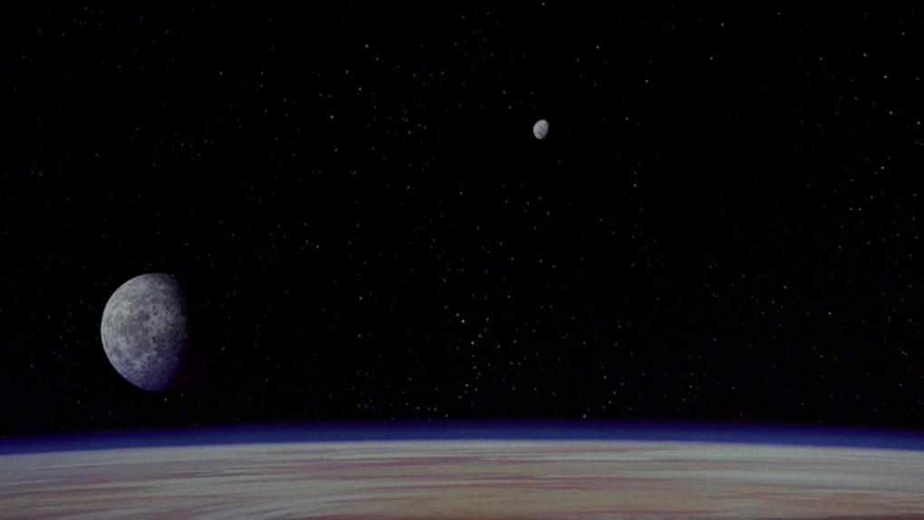 Dans quel Star Wars trouve-t-on cette étendue spatiale ?