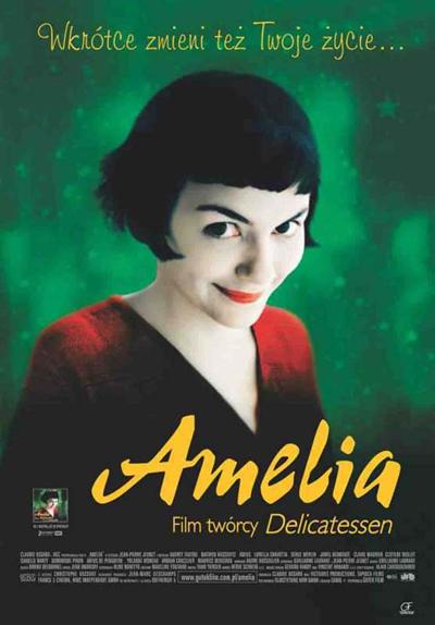 Amélie Poulain... En Pologne