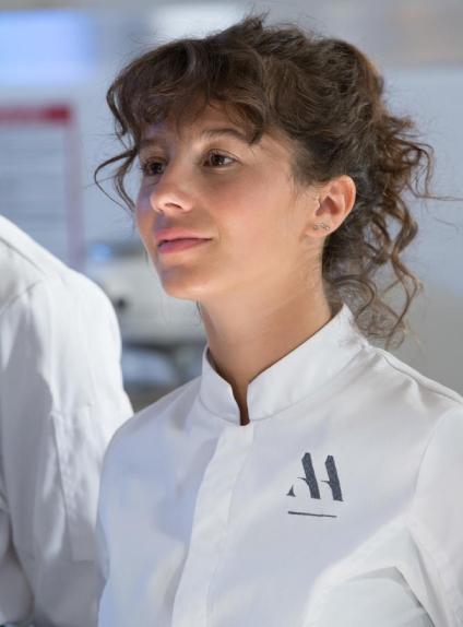 Elodie Larroudé - Sarah-Cheyenne