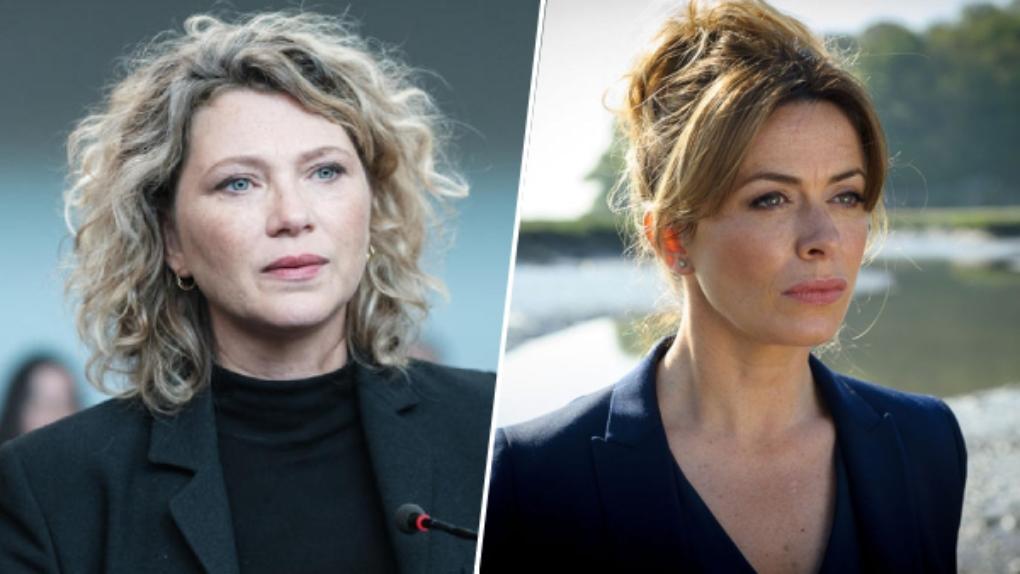 Cécile Bois (Gloria) VS Eve Myles (Faith)
