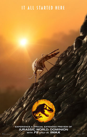 Jurassic World: Le Monde d'après avec Chris Pratt, Bryce Dallas Howard, Jeff Goldblum...
