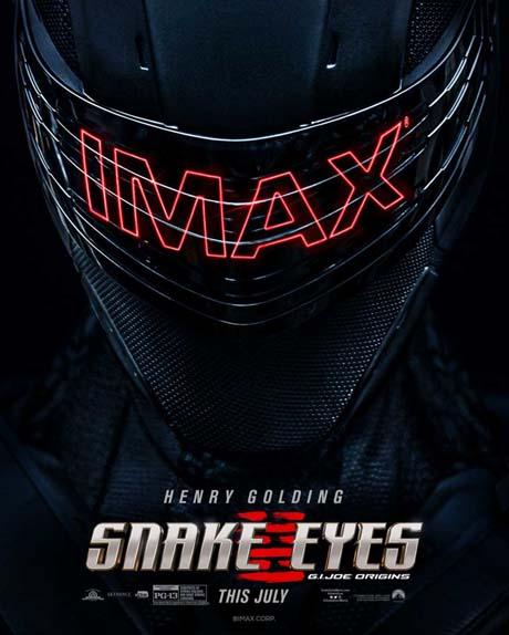 Snake Eyes avec Henry Golding, Andrew Koji, Úrsula Corberó...
