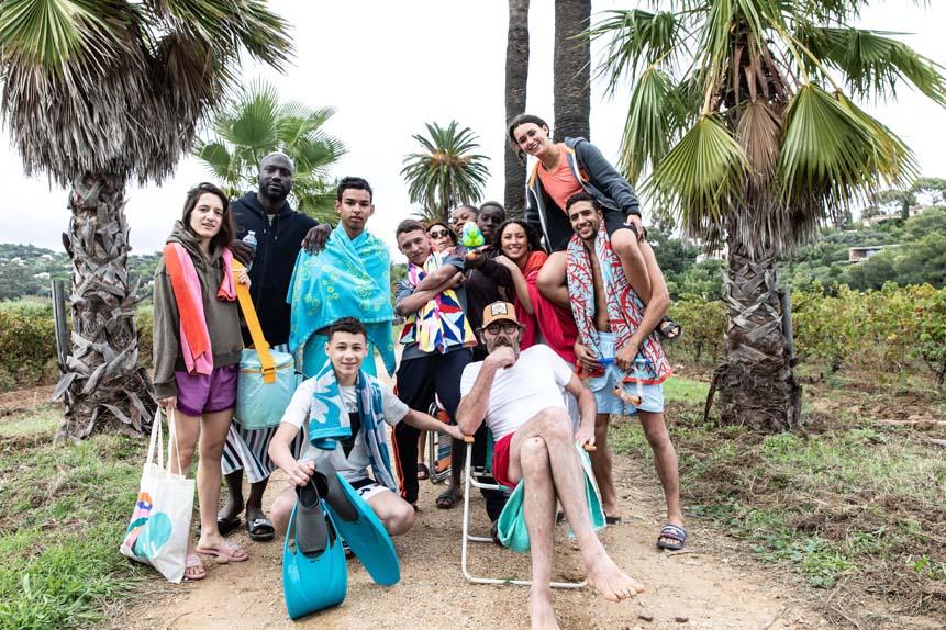 Placés avec Shaïn Boumedine, Nailia Harzoune, Moussa Mansaly...