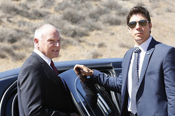 Photo Bill Smitrovich, Michael Trucco