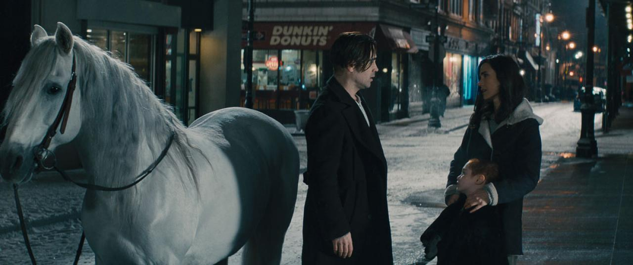 Un amour d'hiver : Photo Colin Farrell, Jennifer Connelly, Ripley Sobo