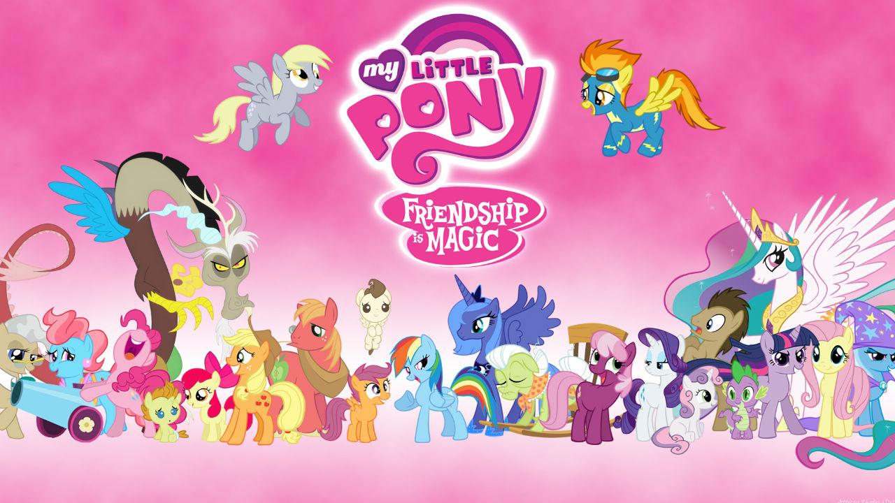 My Little Pony : Les amies, c'est magique : Photo