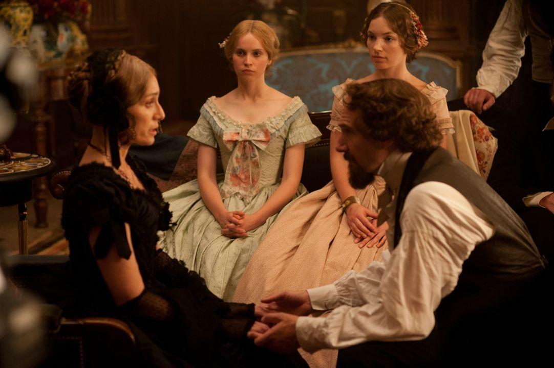 The Invisible Woman: Kristin Scott Thomas, Ralph Fiennes, Perdita Weeks, Felicity Jones