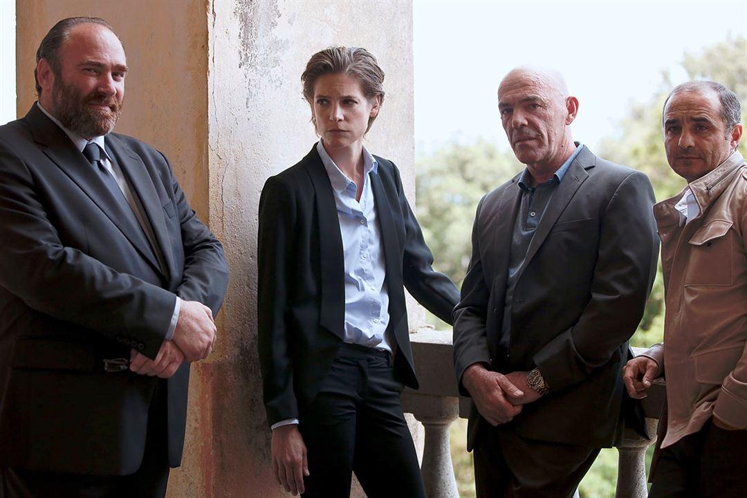 Photo Bruno Magne, Eric Fraticelli, Hélène Fillières, Philippe Corticchiato