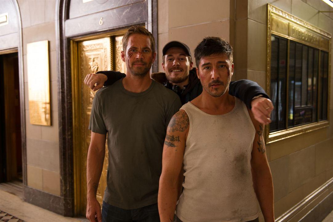 Brick Mansions : Photo Camille Delamarre, David Belle, Paul Walker