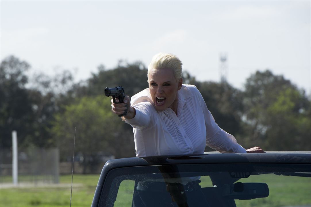 Mercenaries : Photo Brigitte Nielsen