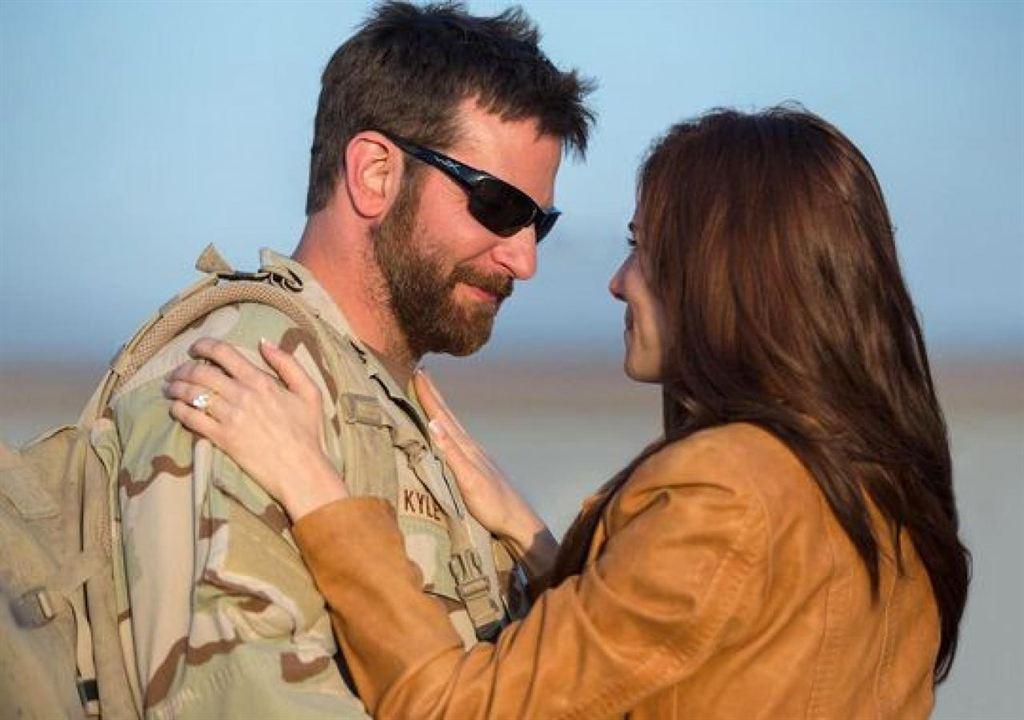 American Sniper: Bradley Cooper, Sienna Miller