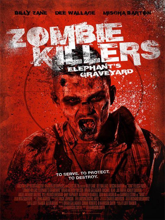 Zombie Killers: Elephant's Graveyard : Affiche