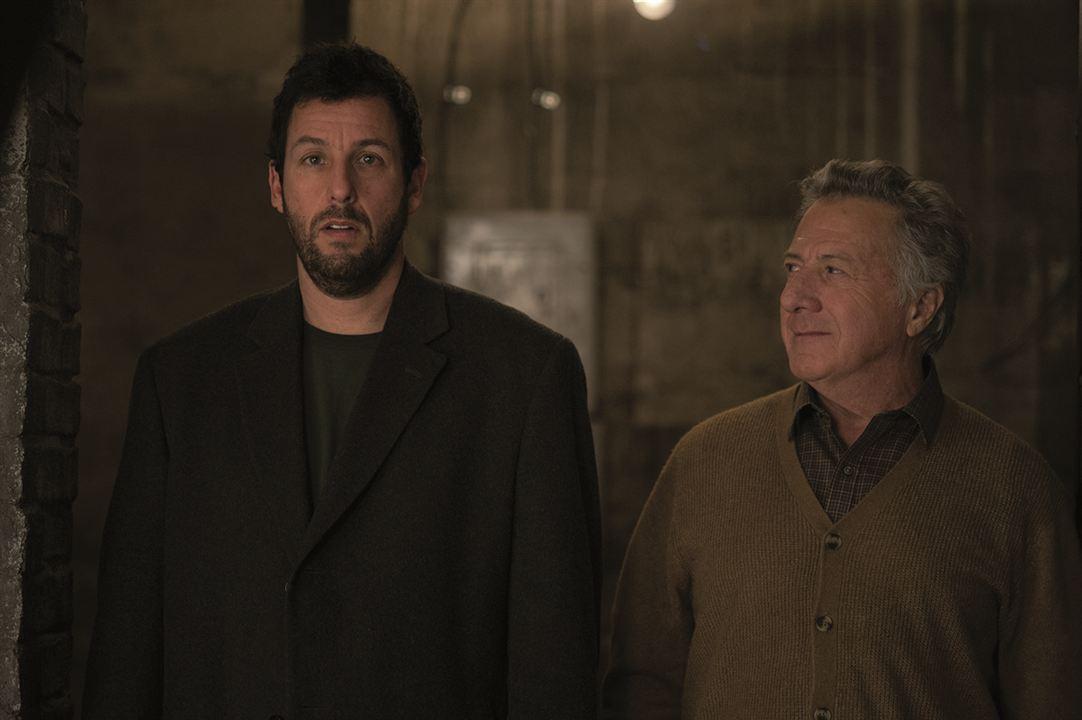 The Cobbler : Photo Adam Sandler, Dustin Hoffman