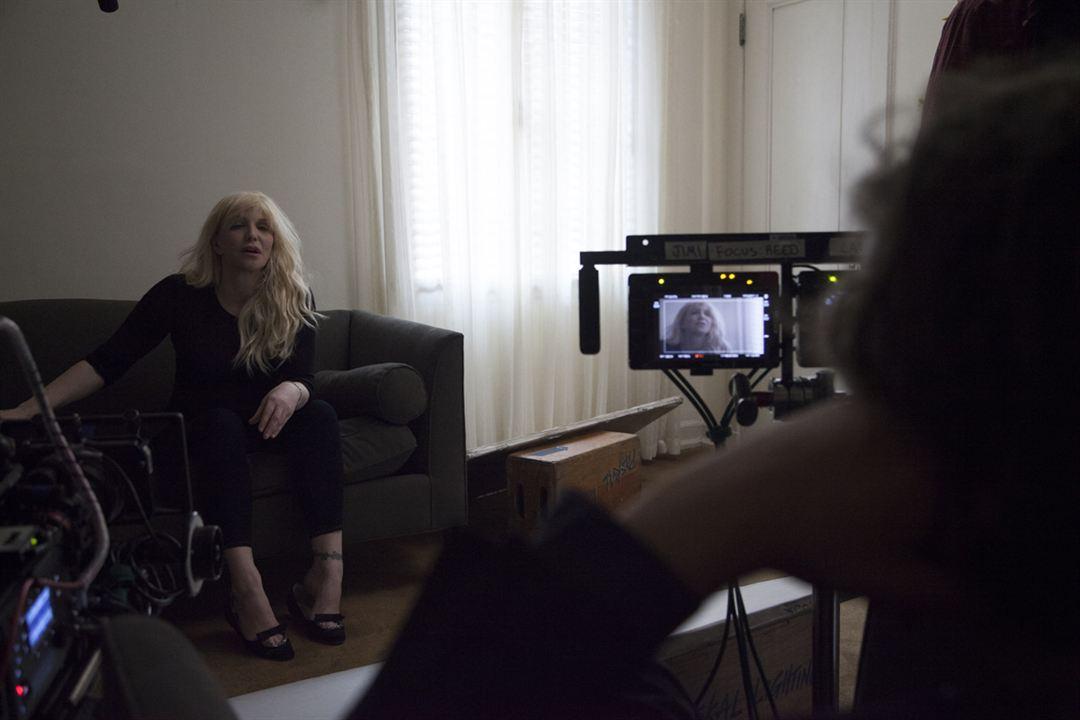 Kurt Cobain: Montage of Heck: Courtney Love