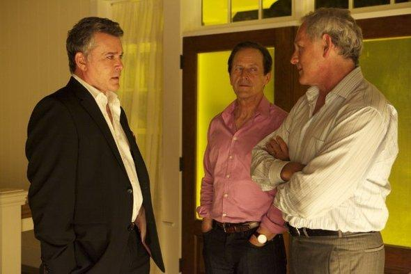Haute tension: Ray Liotta, Stephen McHattie, Victor Garber
