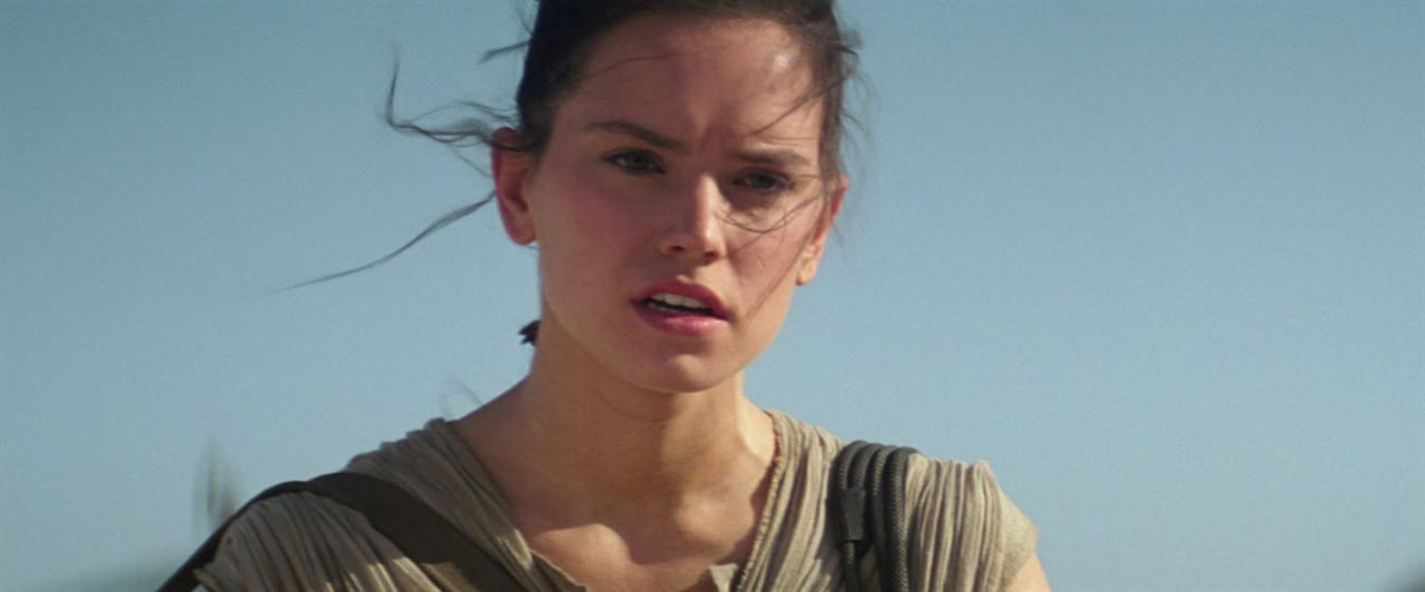 Star Wars - Le Réveil de la Force : Photo Daisy Ridley