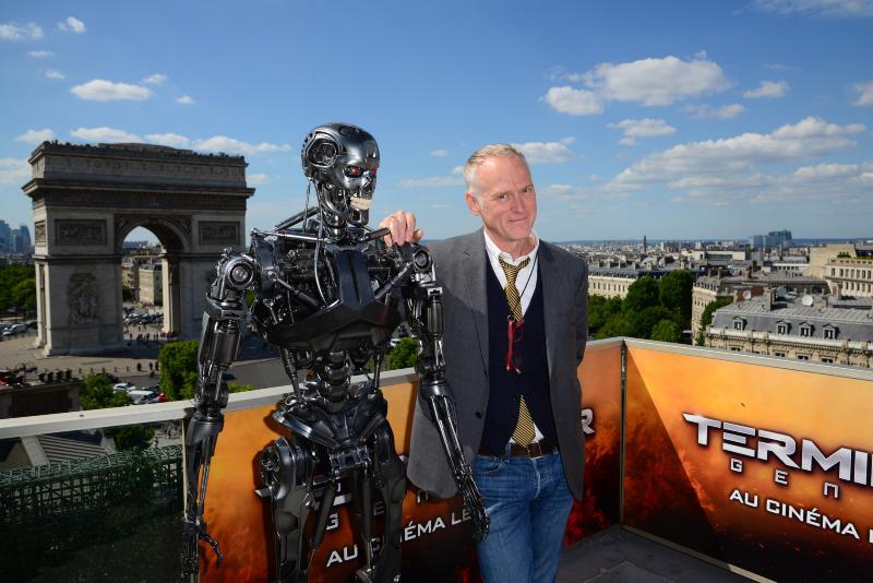 Terminator Genisys : Photo promotionnelle Alan Taylor