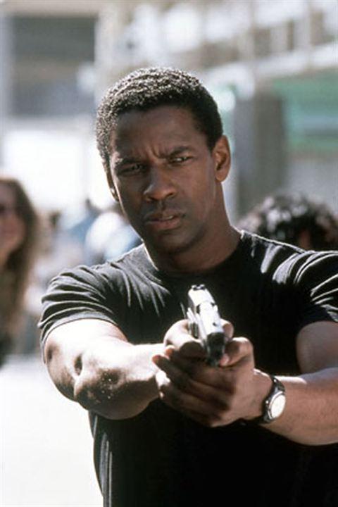 Programmé pour tuer: Denzel Washington, Brett Leonard