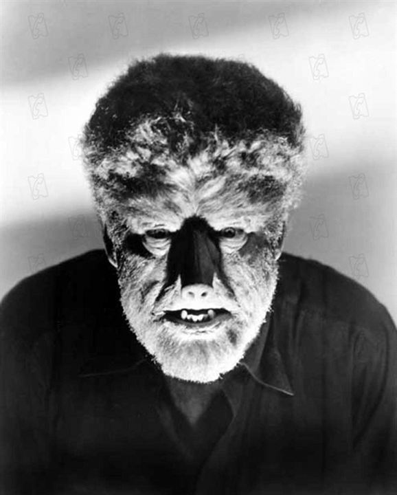 Le Loup-Garou : Photo Lon Chaney Jr.